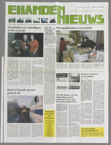 Eilanden-nieuws. Christelijk streekblad op gereformeerde grondslag 2007-12-21