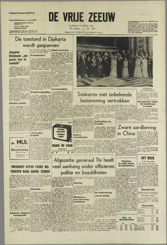 de Vrije Zeeuw 1966-03-12