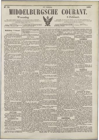 Middelburgsche Courant 1899-02-08