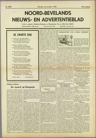 Noord-Bevelands Nieuws- en advertentieblad 1956-11-10