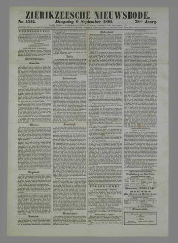 Zierikzeesche Nieuwsbode 1881-09-06