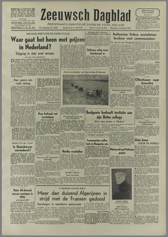 Zeeuwsch Dagblad 1957-02-11