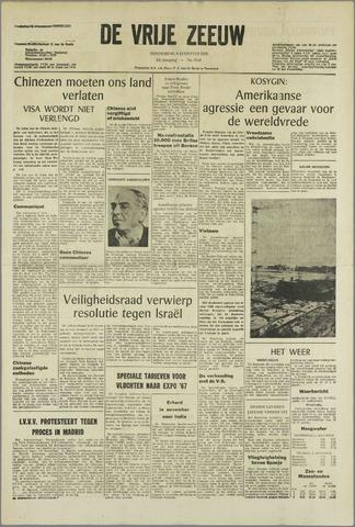 de Vrije Zeeuw 1966-08-04