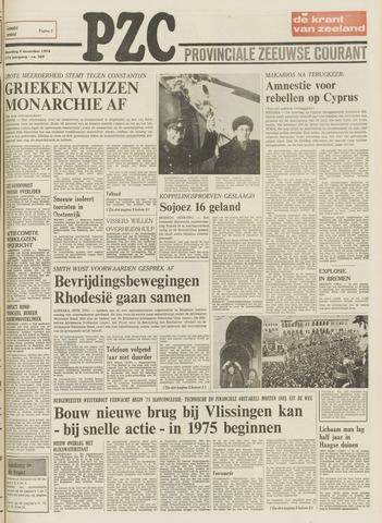 Provinciale Zeeuwse Courant 1974-12-09