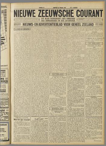 Nieuwe Zeeuwsche Courant 1931-03-31