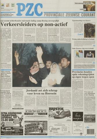 Provinciale Zeeuwse Courant 1999-02-06