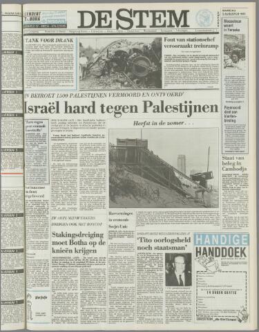 de Stem 1985-08-05