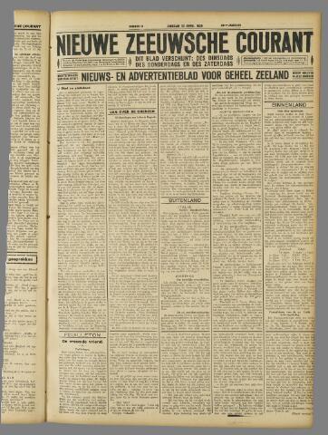 Nieuwe Zeeuwsche Courant 1928-04-10