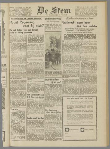 de Stem 1947-03-07