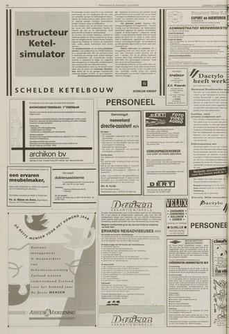 sollicitatiebrief reisadviseuse Provinciale Zeeuwse Courant | 18 december 1993 | pagina 36  sollicitatiebrief reisadviseuse