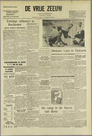 de Vrije Zeeuw 1964-07-27