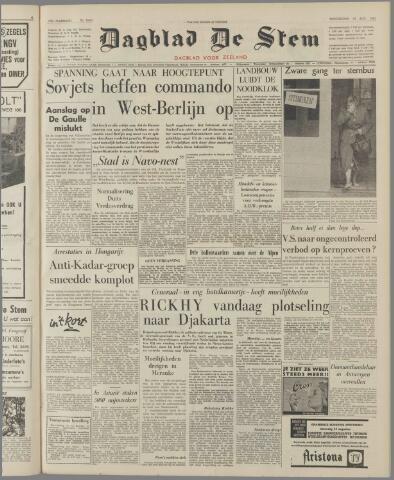 de Stem 1962-08-23