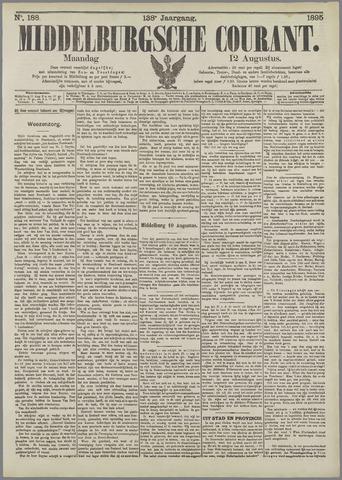 Middelburgsche Courant 1895-08-12
