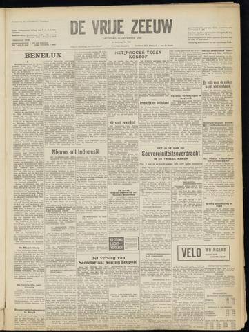 de Vrije Zeeuw 1949-12-10