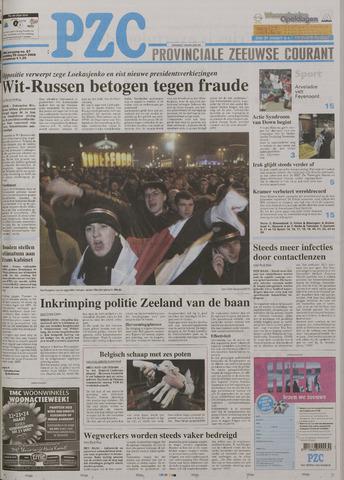 Provinciale Zeeuwse Courant 2006-03-20