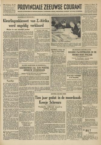 Provinciale Zeeuwse Courant 1952-03-21