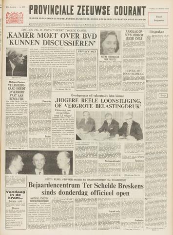 Provinciale Zeeuwse Courant 1970-10-23