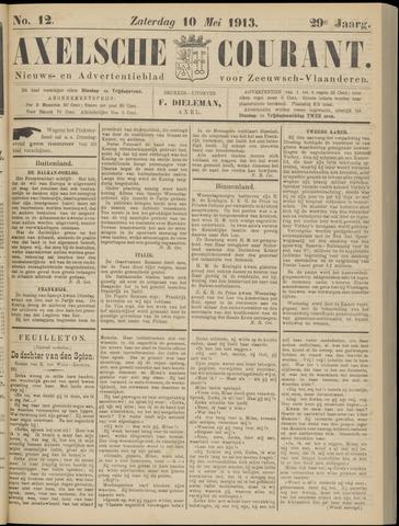 Axelsche Courant 1913-05-10