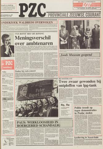 Provinciale Zeeuwse Courant 1987-05-04