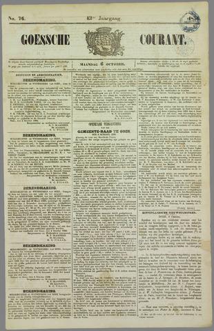 Goessche Courant 1856-10-06
