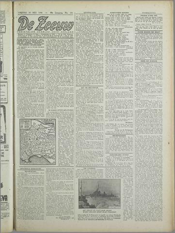De Zeeuw. Christelijk-historisch nieuwsblad voor Zeeland 1944-05-19