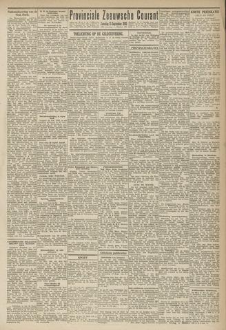 Provinciale Zeeuwse Courant 1945-09-15