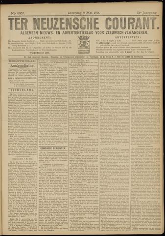 Ter Neuzensche Courant. Algemeen Nieuws- en Advertentieblad voor Zeeuwsch-Vlaanderen / Neuzensche Courant ... (idem) / (Algemeen) nieuws en advertentieblad voor Zeeuwsch-Vlaanderen 1914-05-09