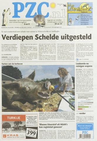 Provinciale Zeeuwse Courant 2009-07-29