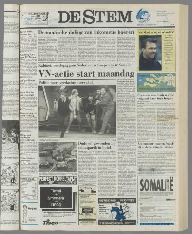 de Stem 1992-12-05