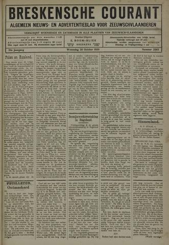 Breskensche Courant 1920-10-20