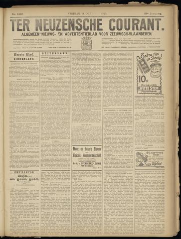 Ter Neuzensche Courant. Algemeen Nieuws- en Advertentieblad voor Zeeuwsch-Vlaanderen / Neuzensche Courant ... (idem) / (Algemeen) nieuws en advertentieblad voor Zeeuwsch-Vlaanderen 1929-10-18