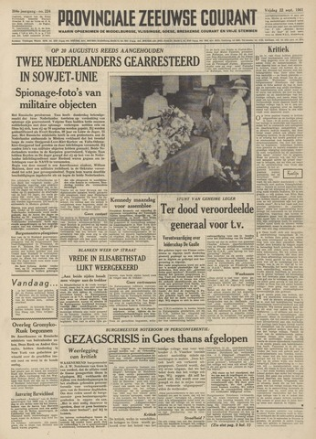 Provinciale Zeeuwse Courant 1961-09-22
