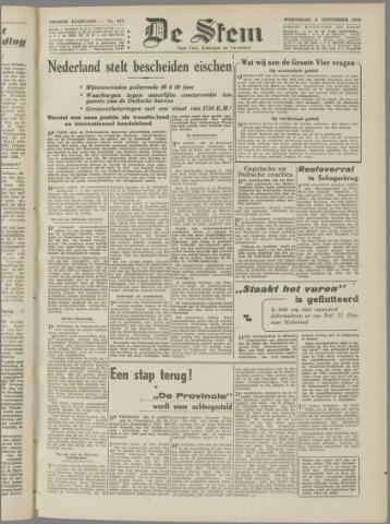 de Stem 1946-11-06