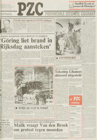 Provinciale Zeeuwse Courant 1984-01-06