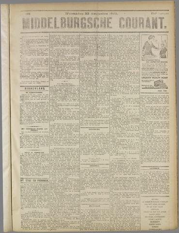 Middelburgsche Courant 1922-08-23