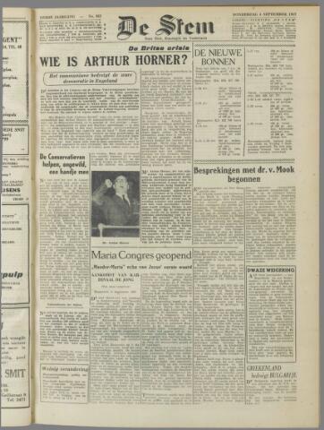 de Stem 1947-09-04