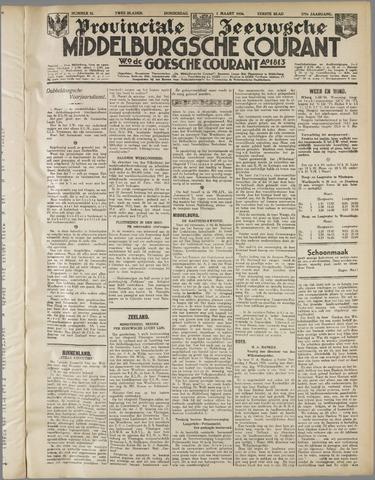 Middelburgsche Courant 1934-03-01