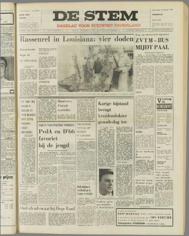 de Stem 1972-01-12
