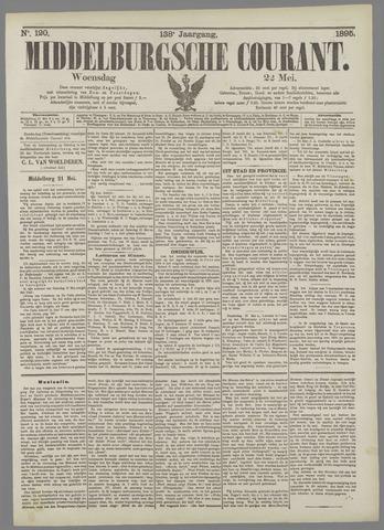 Middelburgsche Courant 1895-05-22