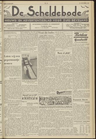 Scheldebode 1960-10-21