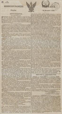 Middelburgsche Courant 1829-12-22