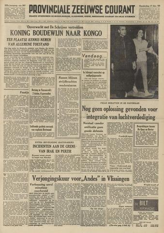 Provinciale Zeeuwse Courant 1959-12-17