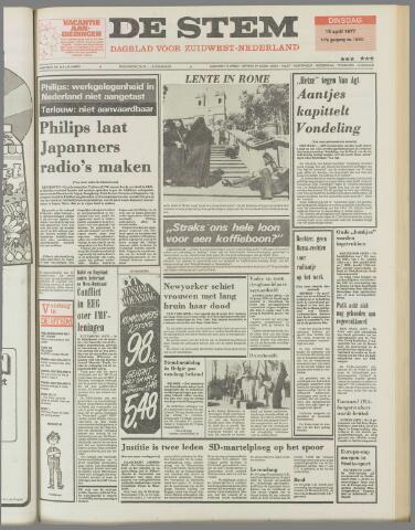 de Stem 1977-04-19