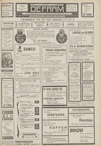 de Faam en de Faam/de Vlissinger 1961-06-23