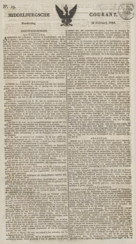 Middelburgsche Courant 1829-02-12