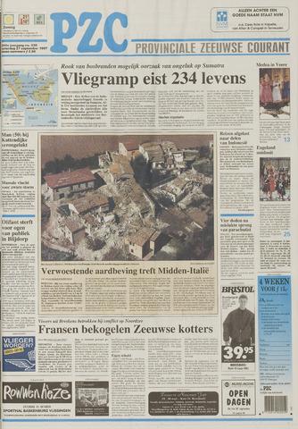 Provinciale Zeeuwse Courant 1997-09-27