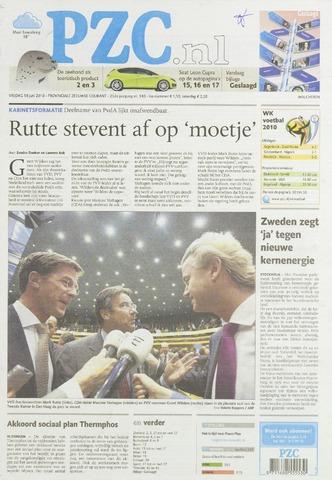 Provinciale Zeeuwse Courant 2010-06-18