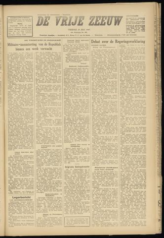 de Vrije Zeeuw 1947-07-25