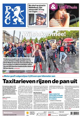 Provinciale Zeeuwse Courant 2018-09-13