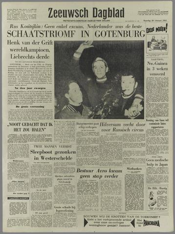 Zeeuwsch Dagblad 1961-02-20